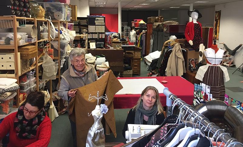 Printemps 2019, Ateliers coutures des mardi après-midi